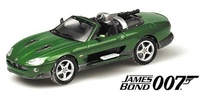 "Jaguar XKR James Bond ""Zao"" Minichamps 1/43"