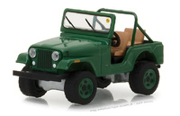 Jeep CJ-5 (1974) Greenlight 1/64