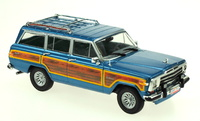 Jeep Grand Wagonner (1984) White Box 1:43