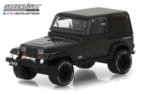 Jeep Wrangler (1990) Greenlight 1/64
