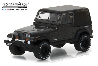 Jeep Wrangler (1990) Greenlight 1/64