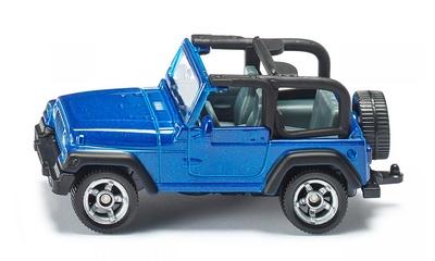 Jeep Wrangler Siku 1/55