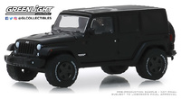 Jeep Wrangler Unlimited (2017) Greenlight 1/64