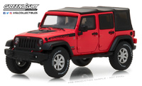 Jeep Wrangler Unlimited - Rubicon Recon (2017) Greenlight 1/43