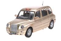 LTI TX4 Taxi (2007) Oxford 1/43