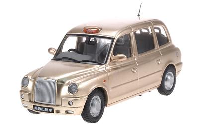 LTI TX4 Taxi (2007) Oxford 1/43