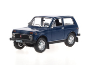 "Lada Niva ""California"" (1981) White Box 1/43"