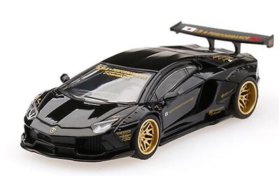 Lamborghini Aventador LB WORKS TSM Model 1/64