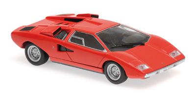 Lamborghini Countach LP 400 (1970) Maxichamps 1/43