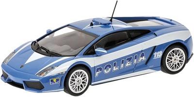 """Lamborghini Gallardo LP 560-4 """"Polizia"""" (2009) Minichamps 1/43"""