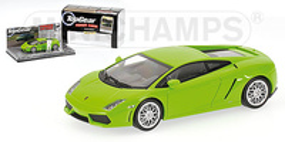 "Lamborghini Gallardo LP 560-4 ""Top Gear"" Minichamps 1/43"