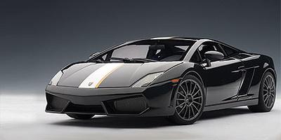 Lamborghini Gallardo LP550-2 Valentino Balboni (2009) Autoart 1/18