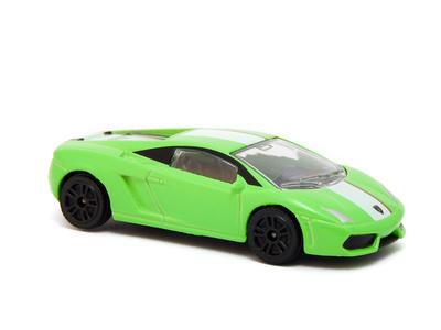 Lamborghini Gallardo LP550-2 Valentino Balboni (2010) Majorette 1/64