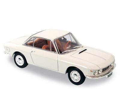 Lancia Fulvia Coupé (1965) Norev 1/43