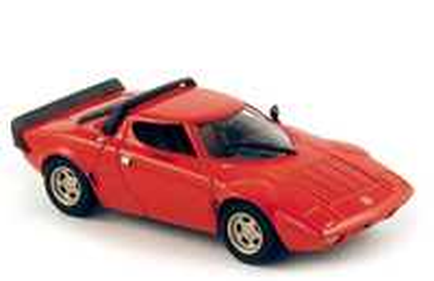 Lancia Stratos HF (1973) Norev 1/43
