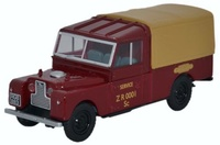 "Land Rover 109 ""British Railways"" (1950) Oxford 1/43"