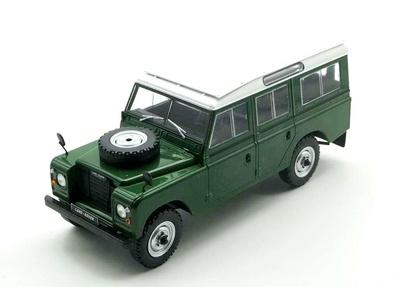 Land Rover 109 Serie 3 (1971) White Box 1/24