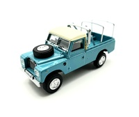 Land Rover 109 Serie 3 Pick-Up (1971) Cararama 1/72