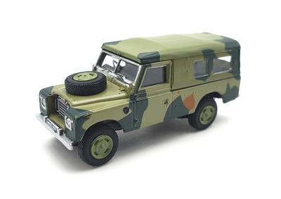 "Land Rover 109 Serie 3 ""Safari"" (1971) Cararama 1/72"