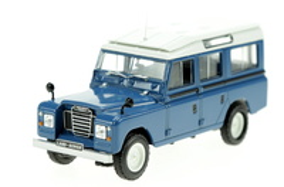 Land Rover 109 Serie IIA (1958) White Box 1/43
