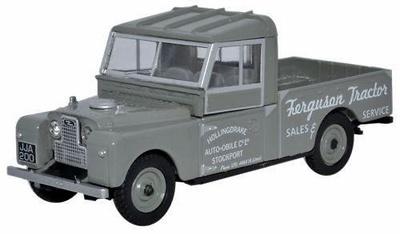 """Land Rover 109 """"Tractores Ferguson"""" (1950) Oxford 1/43"""