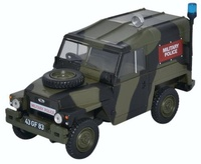 Land Rover 1/2 Ton Lightweight Policia Militar  (1968) Oxford 1/43