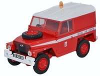 "Land Rover 1/2 Ton Lightweight RAF ""Red Arrows"" (1968) Oxford 1/43"