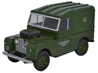 "Land Rover 88 ""Post Office Telephones"" (1950) Oxford 1/43"