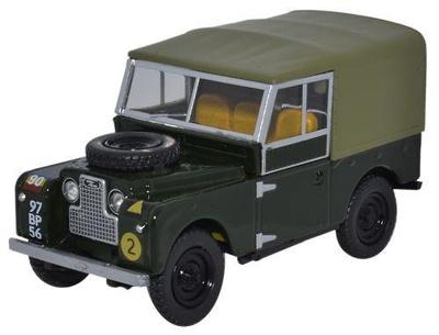"Land Rover 88 ""REME"" Ejercito Británico (1950) Oxford 1/43"