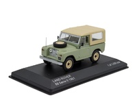 Land Rover 88 Serie II (1961) White Box 1/43