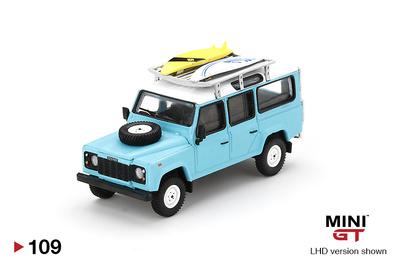 Land Rover Defender 110 (2000) TSM Model 1/64