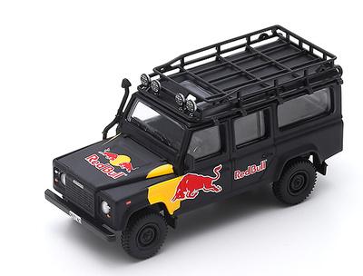 Land Rover Defender 110 Red Bull LUKA TSM Model 1/64