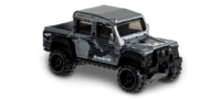 Land Rover Defender Double Cab (2015) Hot Wheels 1/64