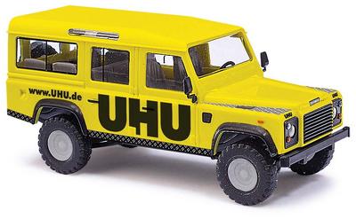 """Land Rover Defender """"UHU"""" (1990) Busch 1:87"""