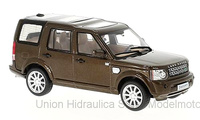 Land Rover Discovery serie 4 (2010) White Box 1/43