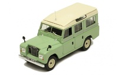 Land Rover II 109 (1958) Ixo 1/43