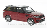 Land Rover Range Rover Sport (2005) White Box 1/43