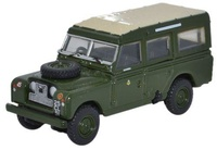 "Land Rover Serie 2 LWB Station Wagoon ""Ejercito Británico"" (1960) Oxford 1/76"