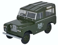 Land Rover Serie 2 Swb techo duro Post Office Telephon (1958) Oxford 1/43