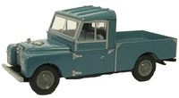 Land Rover Serie I 109 Pick-up Abierto (1956) Oxford LAN1109002 1/43