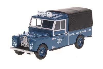 "Land Rover Serie I 109 ""RAC""(1950) Oxford 1/43"