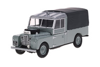 "Land Rover Serie I 109 ""RUC Policia Real del Ulster"" (1957) Oxford 1/43"