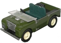 Land Rover Serie I -80- Abierto Oxford 1/43