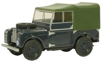 "Land Rover Serie I -80- ""RAF"" (1948) Oxford 1/43"