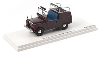 """Land Rover Serie I 88 """"Royal Review"""" (1954) True Scale Models 1/43"""