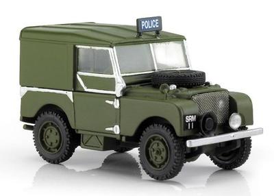 "Land Rover Serie I  ""Cumberland & Westmorland Constabulary"" Policia (1950) Corgi 1/43"