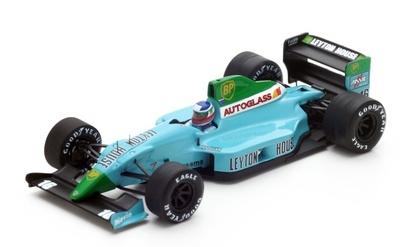 "Leyton House CG901 ""2º GP. Francia"" nº 16  Ivan Capelli (1990) Spark 1:43"