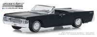Lincoln Continental Cabrio Lote nº 1585 (1965) Greenlight 1/64
