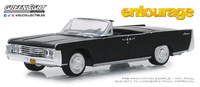 Lincoln Continental Convertible de 1965 Entourage (2004-2011 TV Series) Greenlight 1/64