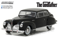 "Lincoln Continental ""El Padrino"" (1941) Greenlight 1/43"